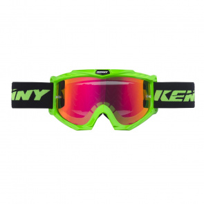 Kenny Kenny Track+ Goggle Neon Groen 2019