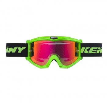 Kenny Track+ Goggle Neon Groen 2020