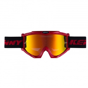 Kenny Track+ Goggle Rood 2019