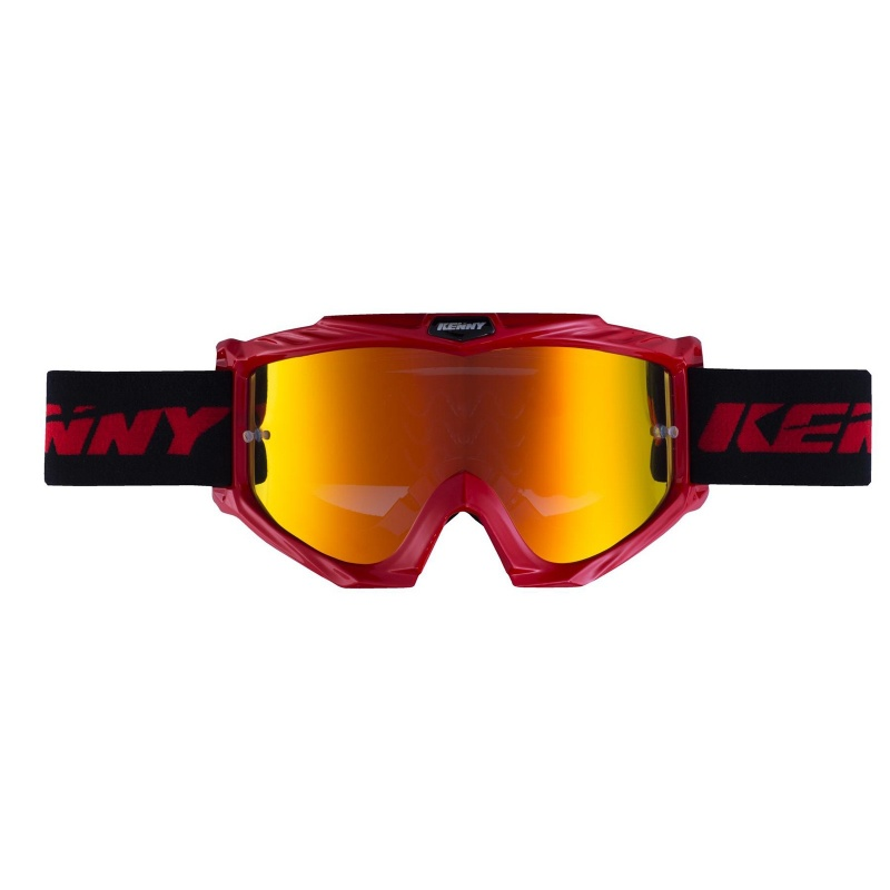 Kenny Track+ Goggle Rood 2021