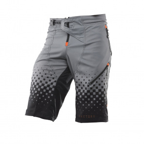 Kenny Kenny Factory Short Zwart/Oranje 2019