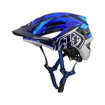 Troy Lee Designs A2 MIPS Jet Helm Blauw 2019