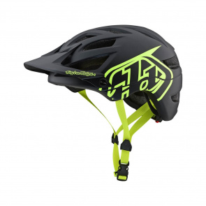 Troy Lee Designs Troy Lee Designs A1 Drone Helm Zwart/Geel 2019