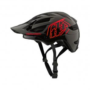 Troy Lee Designs Troy Lee Designs A1 Drone Helm voor Kinderen Zwart/Rood 2019