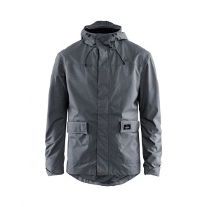 Craft Veste Craft Ride Precip Gris Melange 2019