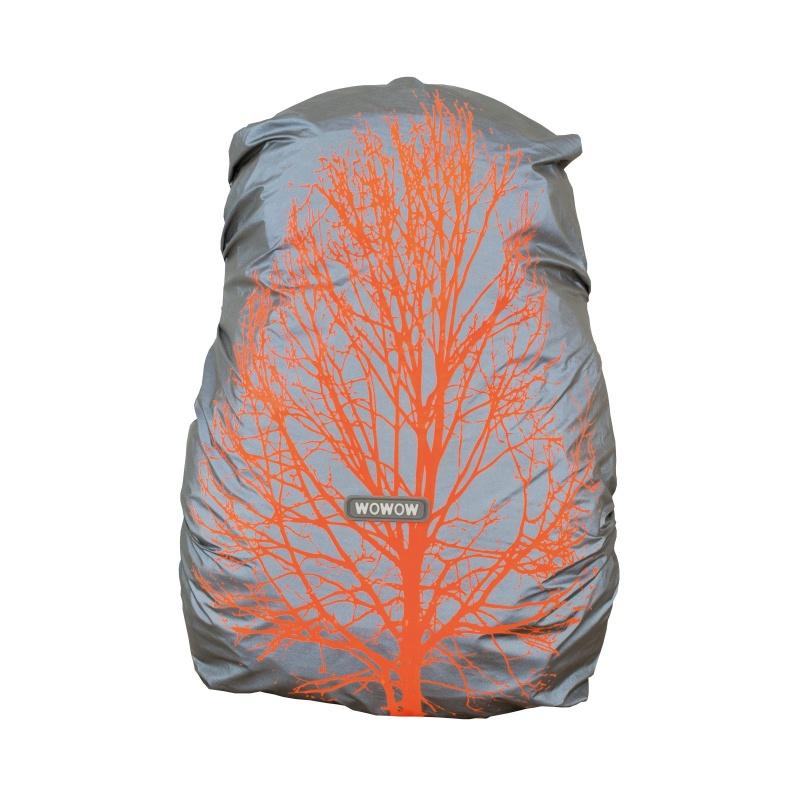 Housse pour Sac à Dos Wowow Bag Cover Quebec Orange
