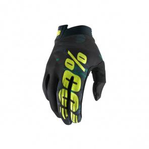 100% 100% iTrack Handschoenen Camo 2019