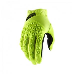 100% 100% Airmatic Handschoenen voor Kinderen Geel/Zwart 2019