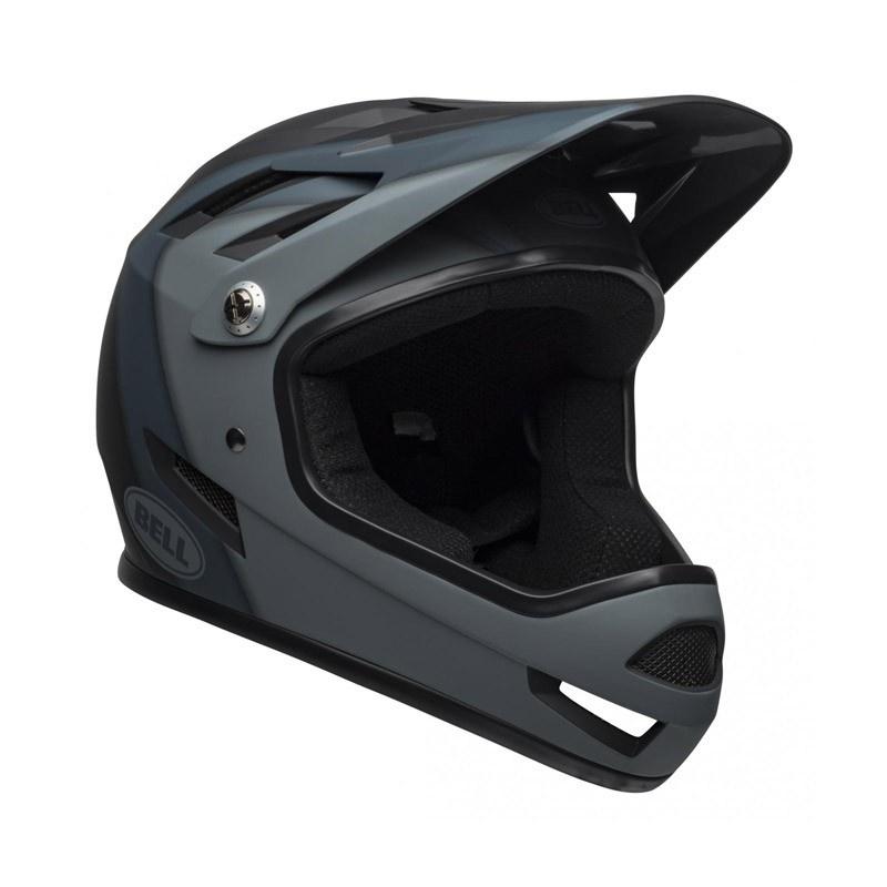 Bell Sanction Helm Presences Mat Zwart 2021