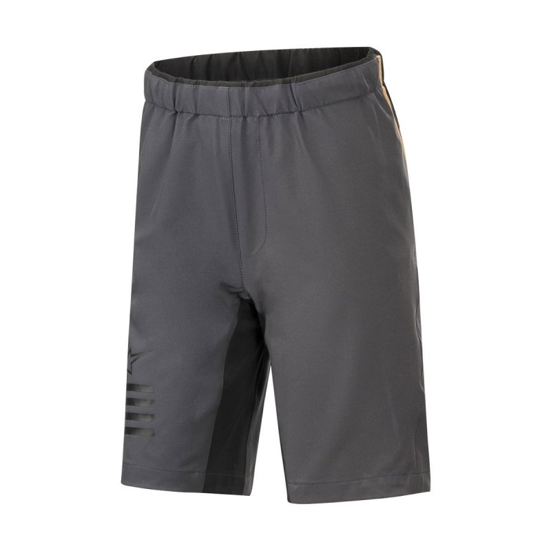 Short Enfant Alpinestars Alps 4.0 Anthracite 2019