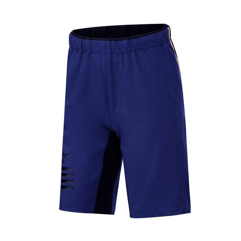 Short Enfant Alpinestars Alps 4.0 Bleu 2019
