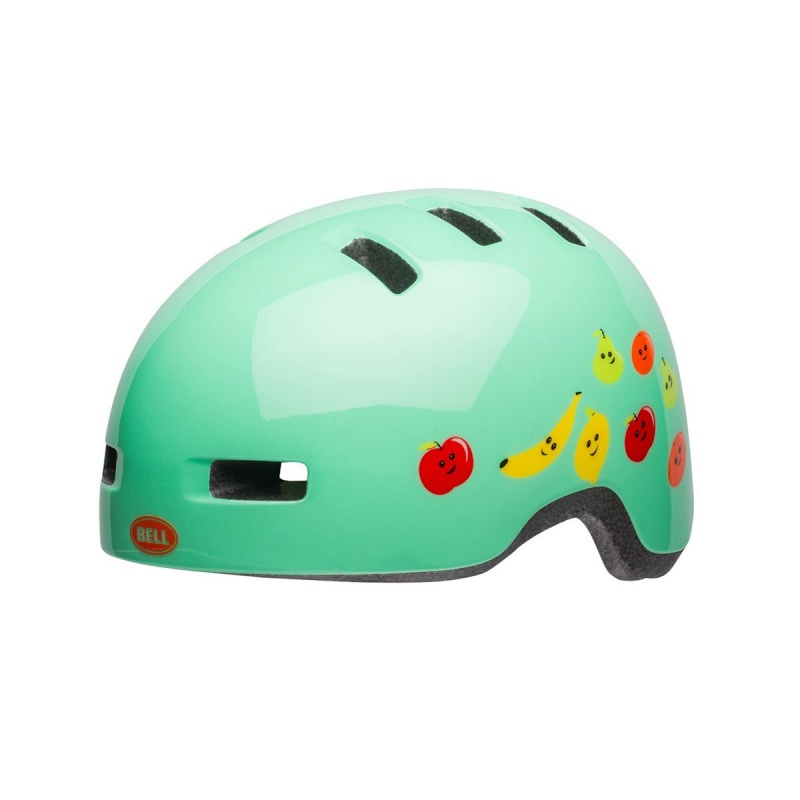 Bell Lil Ripper Helm voor Kinderen Mint Fruitie 2019