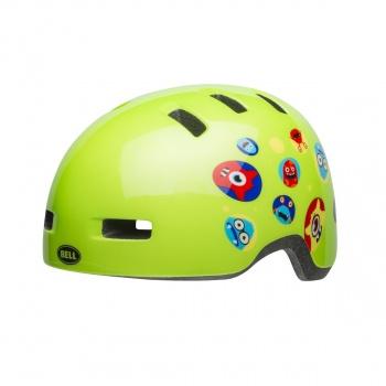 Bell Lil Ripper Helm voor Kinderen Monster Groen 2019