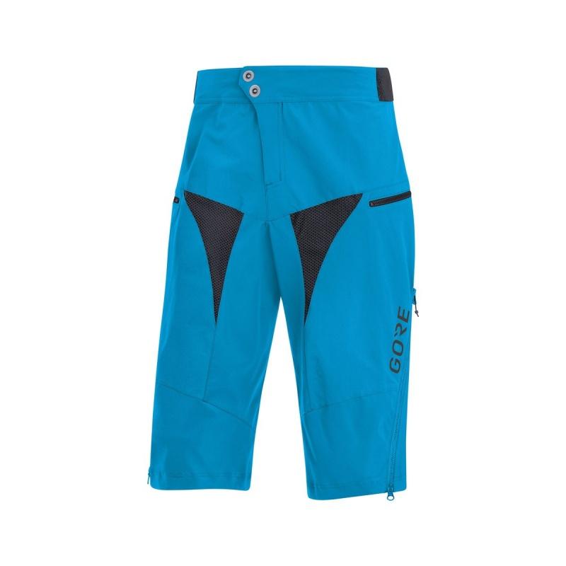Short Gore Wear All Mountain C5 Cyan Dynamic 2019