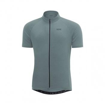 Gore Wear C3 Shirt met Korte Mouwen Nordic Blauw 2019