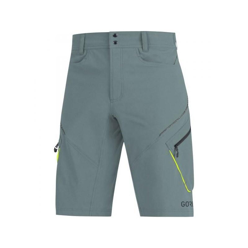 Short Gore Wear Trail C3 Bleu Nordic 2019