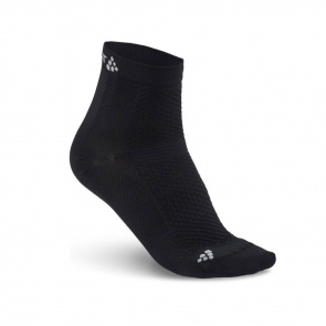 Craft Chaussettes Craft Stay Cool Mid Sock Noir 2019