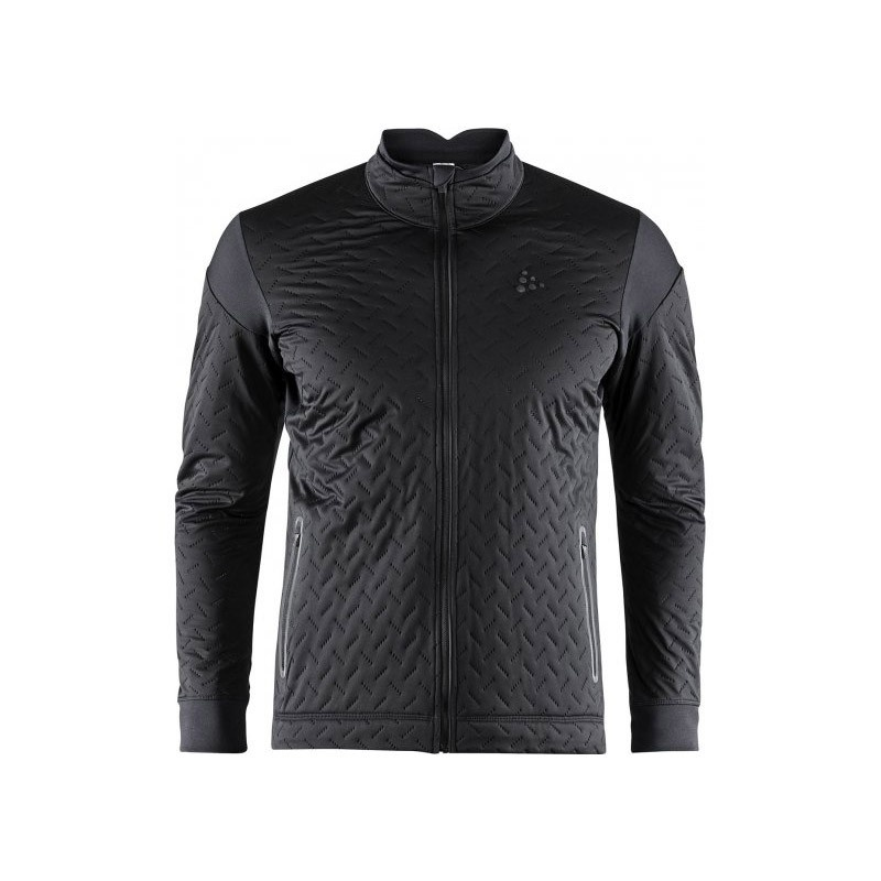 Veste Craft Ride Insulation Noir 2018-2019