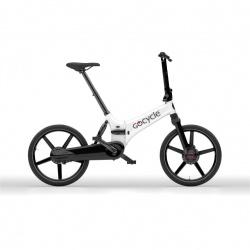 GoCycle Vélo Electrique Pliable GoCycle GX Blanc/Noir