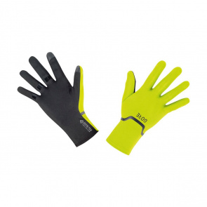 Gore Bike Wear Gore Wear Gore-Tex Infinium Stretch Handschoenen Neon Geel/Zwart 2019