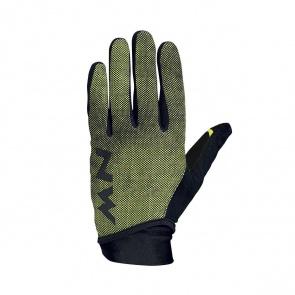 Northwave Northwave MTB Air 3 Handschoenen Zwart/Fluo Geel 2019