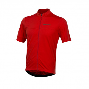 Pearl Izumi Maillot Manches Courtes Pearl Izumi Quest Rouge 2019