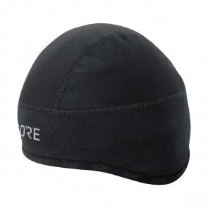 Gore Bike Wear Bonnet Gore Wear C3 Windstopper Helmet Cap Noir 2019-2020