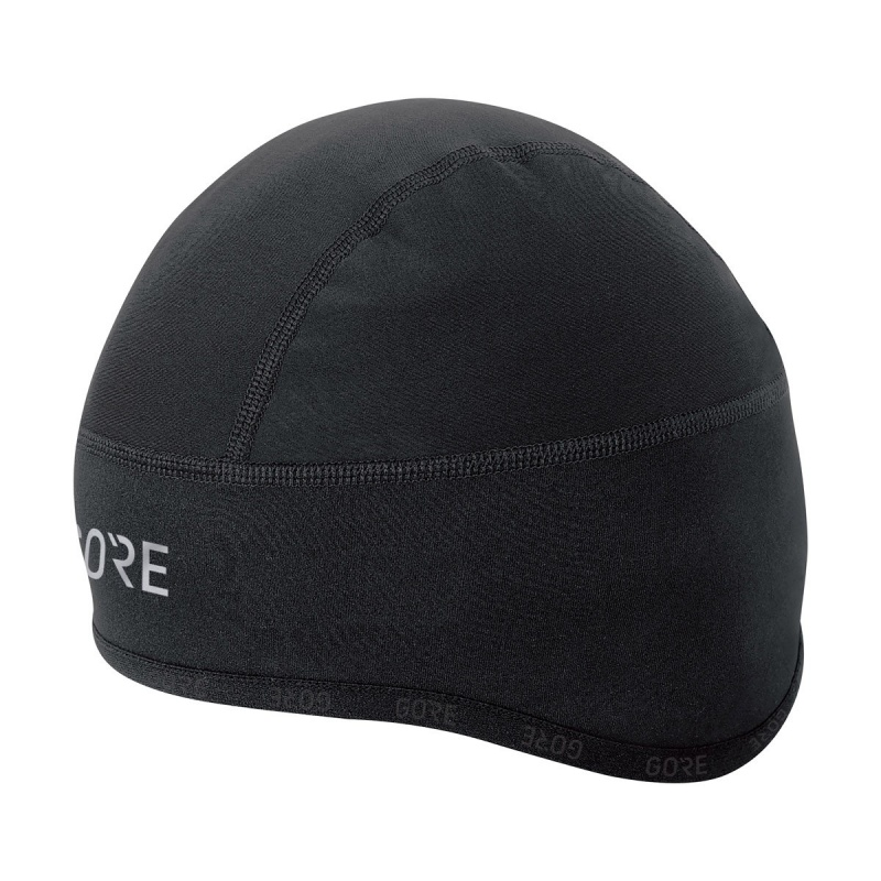 Bonnet Gore Wear C3 Windstopper Helmet Cap Noir 2020-2021