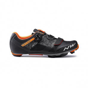 Northwave Chaussures VTT Northwave Razer Noir/Forest/Orange 2019