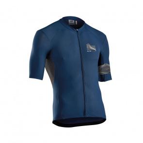 Northwave Northwave Extreme 3 Shirt met Korte Mouwen Blauw 2019