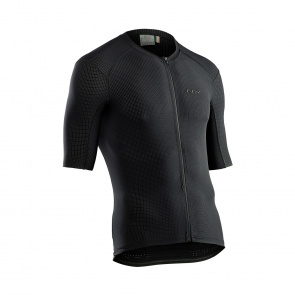 Northwave Maillot Manches Courtes Northwave Stealth Noir 2019