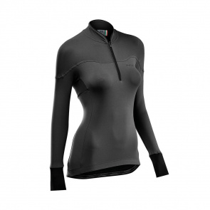 Northwave Maillot Manches Longues Northwave Femme Muse Graphite 2019