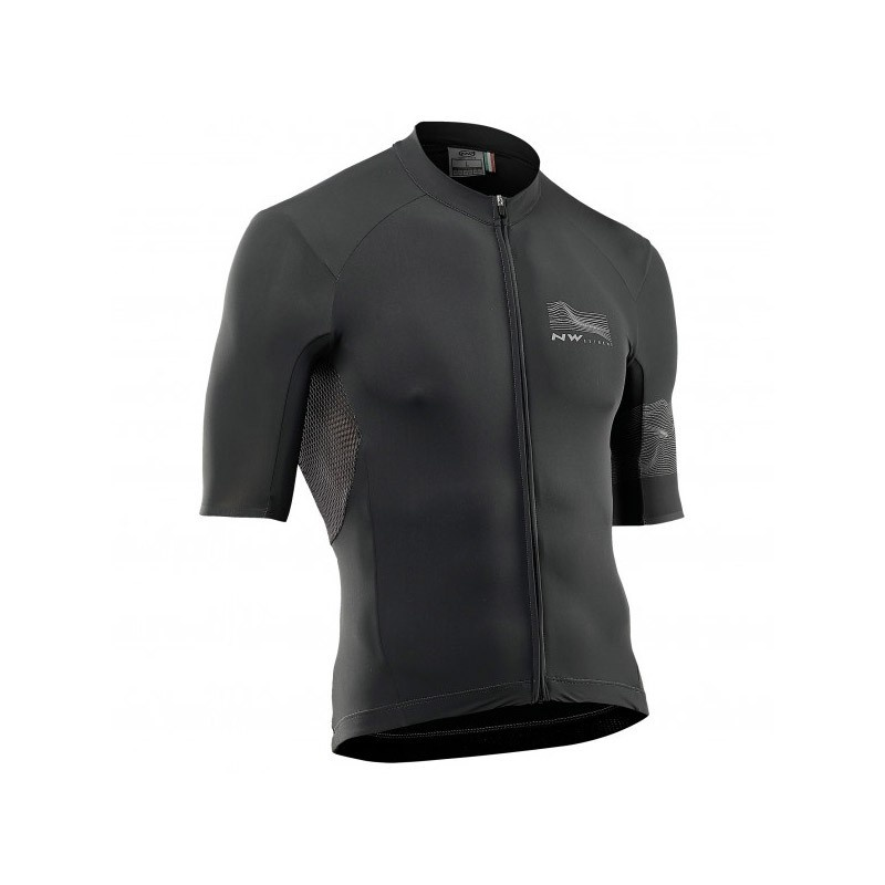Maillot Manches Courtes Northwave Extreme 3 Graphite 2019