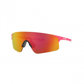 Oakley Lunettes Oakley EvZero Blades Rose Neon Mat - Verre Prizm Ruby