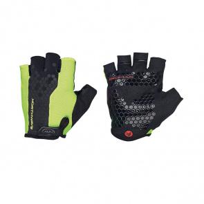 Northwave Northwave Extreme Korte Handschoenen Zwart/Fluo Geel 2019
