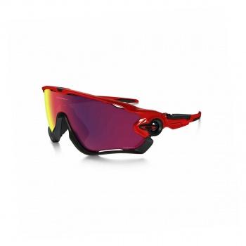 Oakley Jawbreaker Bril Redline - Prizm Road