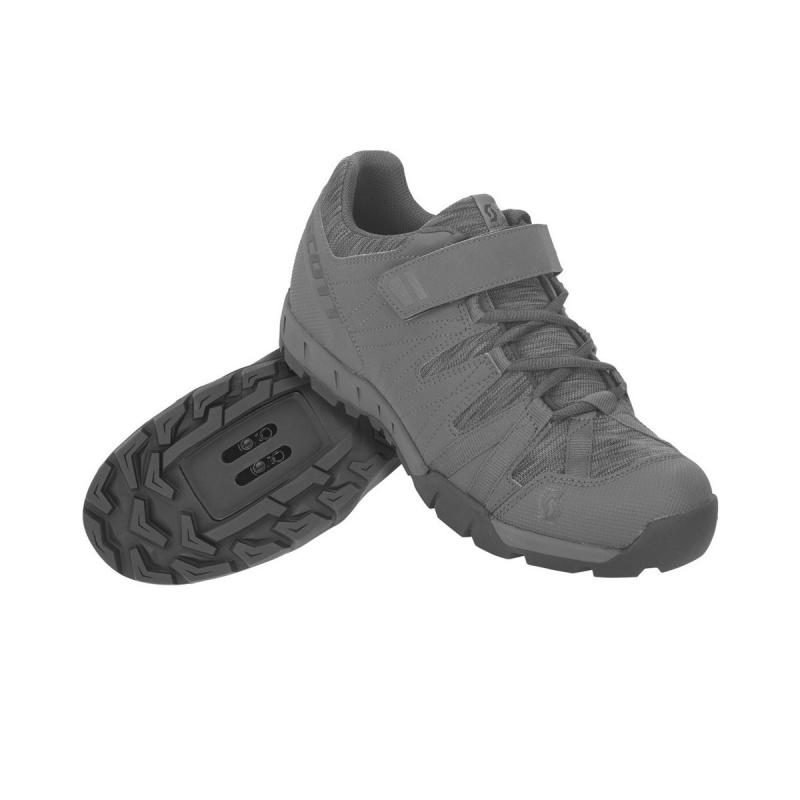 Chaussures VTT Scott Sport Trail Gris Foncé/Noir 2019