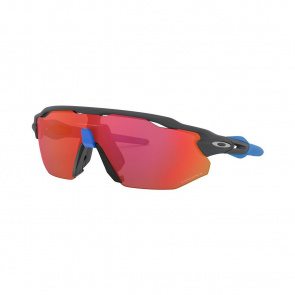 Oakley Lunettes Oakley Radar EV Advancer Carbone Mat - Verre Prizm Trail Torch