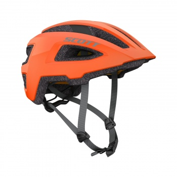 Scott Groove Plus Helm Oranje 2019