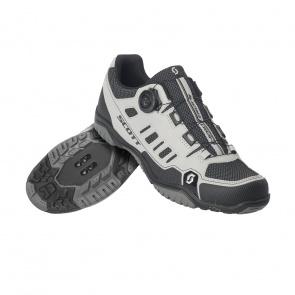 Scott textile Chaussures Sport Scott Crus-r Boa Noir Réfléchissant 2019