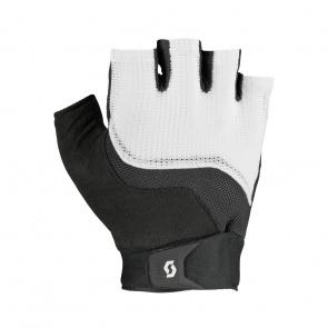 Scott textile Scott Essential Korte Handschoenen Zwart/Wit 2019