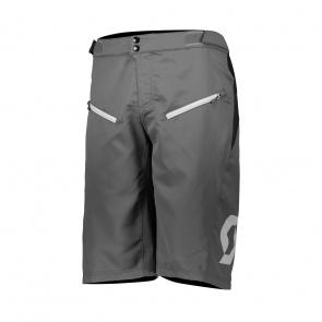 Scott textile Short avec Peau Scott Trail Vertic Noir 2020