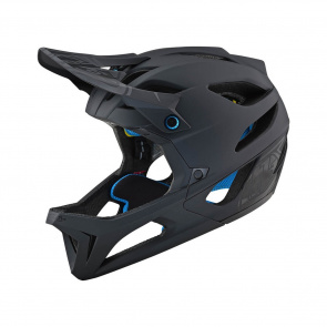 Troy Lee Designs Casque Troy Lee Designs Stage Noir 2019