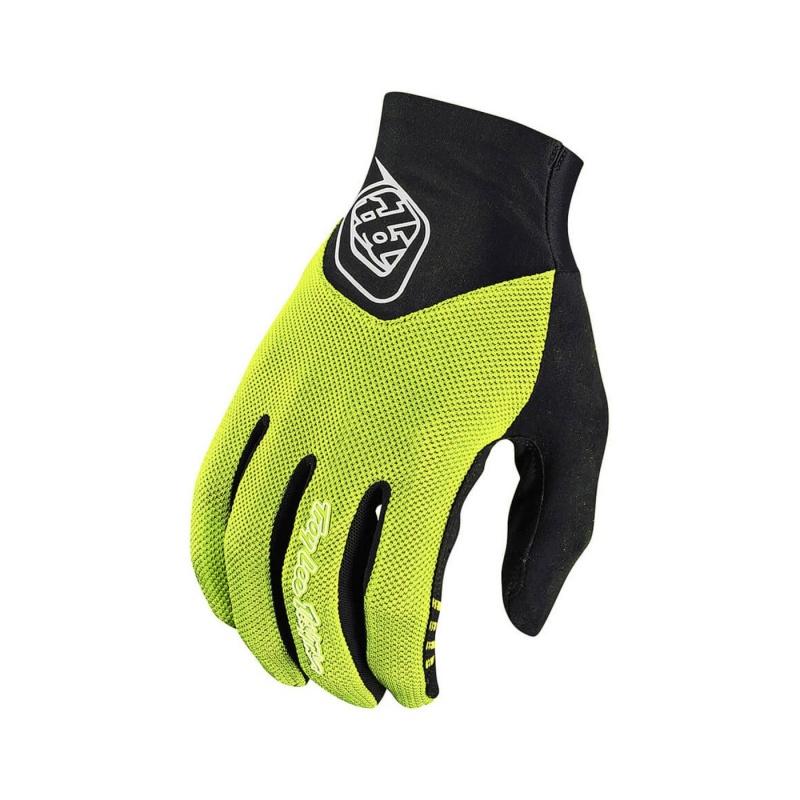 Troy Lee Designs Ace 2.0 Handschoenen Geel 2019