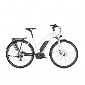 Kalkhoff Promo Vélo Electrique Kalkhoff Endeavour 1 B8 Move 400 Trapèze Blanc 2019 (633626383-5)