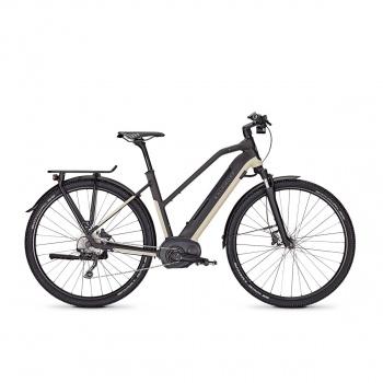 Vélo Electrique Kalkhoff Entice 5 B10 Tour Trapèze Noir/Beige 2019 (633529344-46)