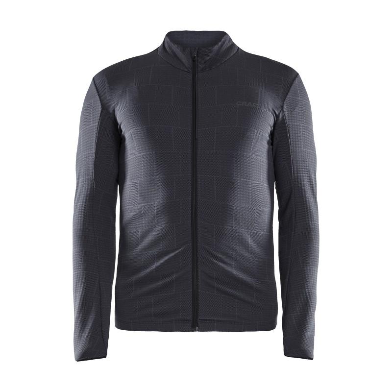 Craft Ideal Thermal Shirt met Lange Mouwen P Cuts/Asfalt 2021