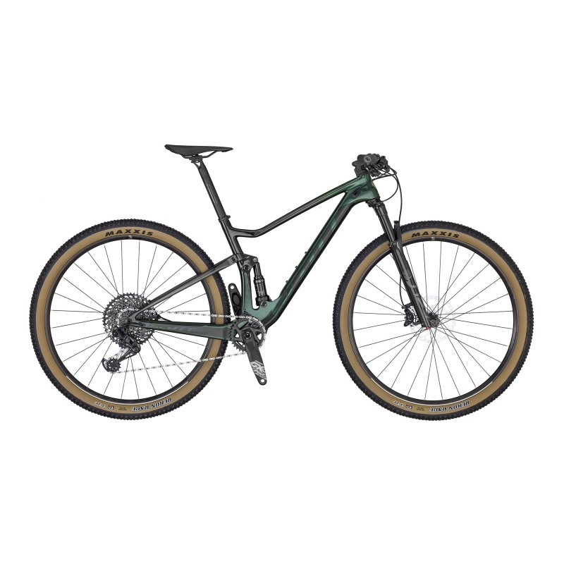 "Scott Spark RC 900 Team 29"" MTB  Groen 2020 (274628)"