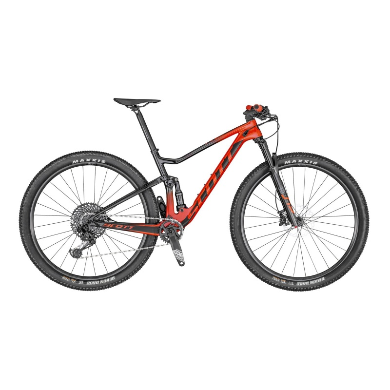 "VTT 29"" Scott Spark RC 900 Team Rouge 2020 (274627)"