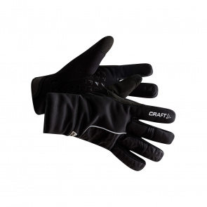 Craft Gants Craft Siberian 2.0 Noir 2020